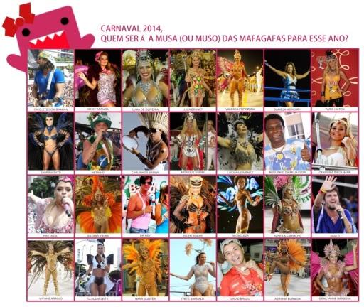 musa carnaval