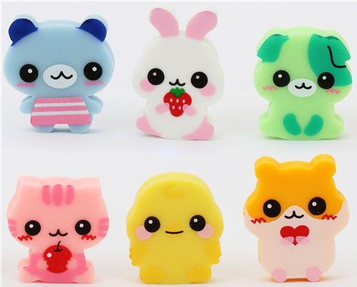 animals-cute-cutesy-erasers-kawaii-favim-com-174945