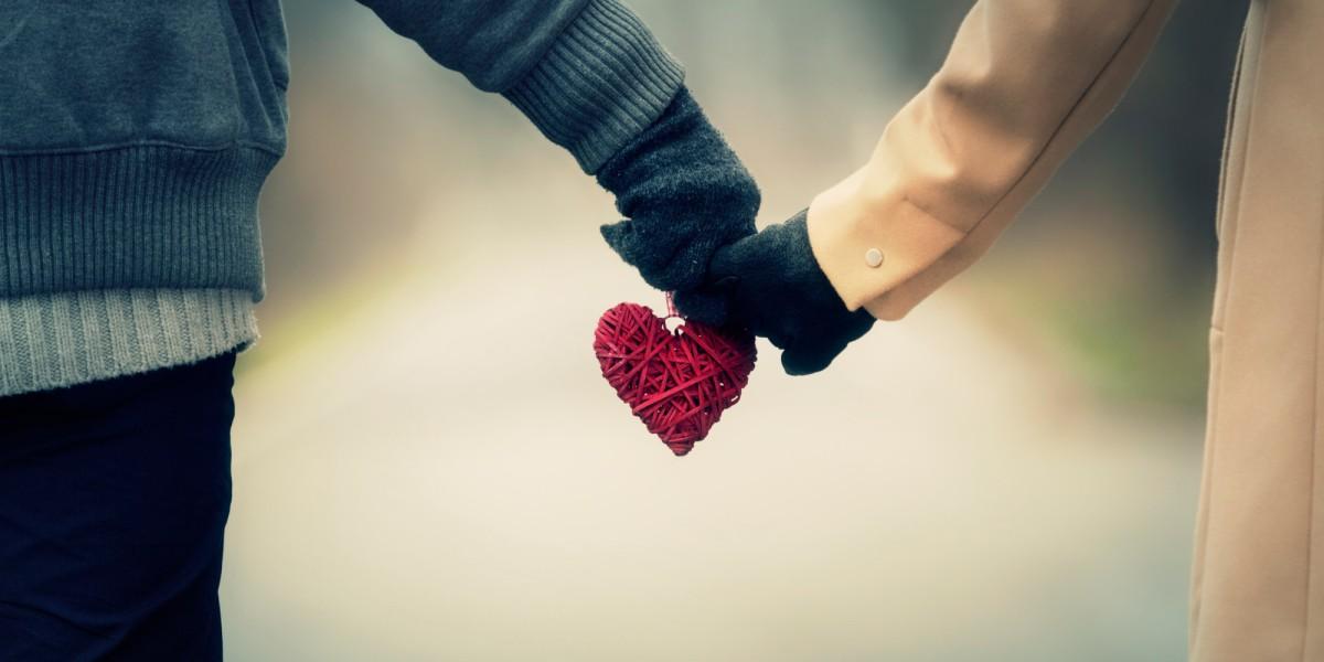Ame sem razão. Simplesmente ame.