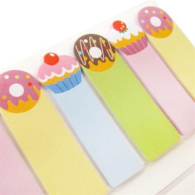 post-it-index-sticker-donuts-fofo-kawaii-bonitinho-decorar-filofax-agenda-cursinho-papelaria-fofa-detalhe_635947871587503004