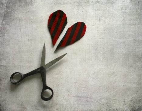 Amor às vezes acaba