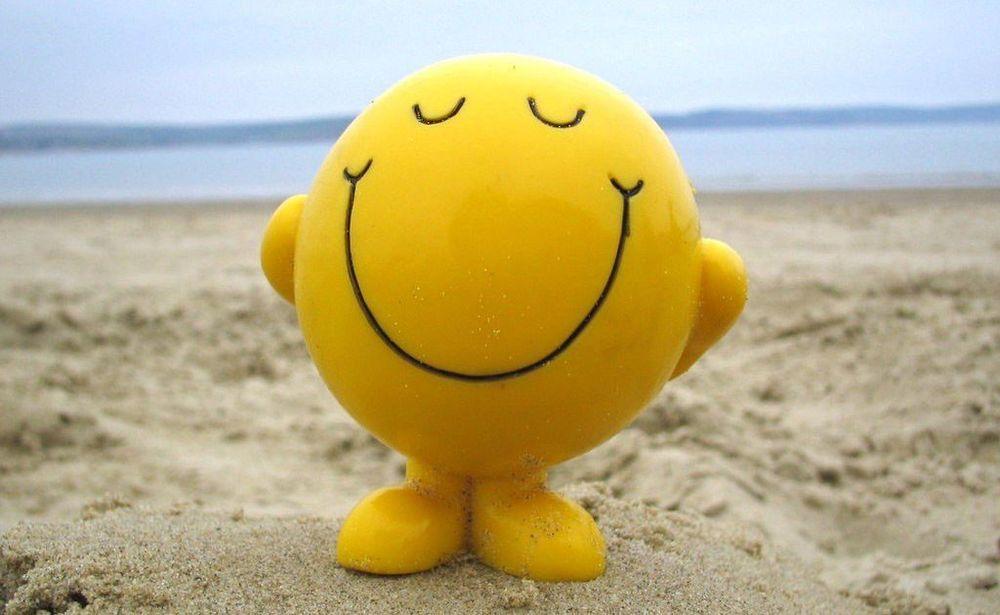 O caminho para sorrir